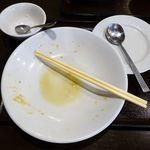 中華料理 大福楼 - 五目冷し中華(大盛)+半チャーハン850円