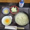 麺 すわまえ食堂 - 料理写真:釜揚げうどん