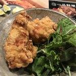 いか焼き 世界 - ニューミュンヘン風鶏唐