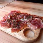 和牛炙り寿司×チーズ料理 肉バルミート吉田 - ハモンセラーノ
