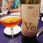 バール マツダ - 2杯目から急激に味が変わってくる変態な白ワインw