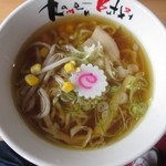 河京ラーメン館 - 喜多方醤油そば
