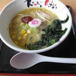 河京ラーメン館 - 会津味噌ラーメン