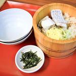 郷土料理 五志喜 - 松山鯛めし