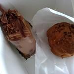 ラビアンローズ - ロールケーキとシュークリーム