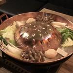 焼鍋 まつ岡 -