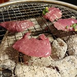 新鮮ホルモン豚風 - はつ!はらみ!