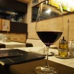 トラットリア ルチアーノ - 赤ワイン
