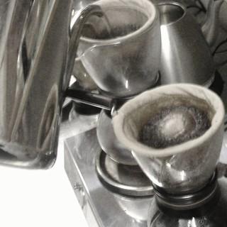 こだわりのネルドリップコーヒー