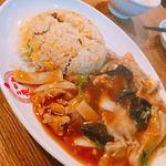 ラーメン黄金 - 料理写真:黄金チャーハン(≧∇≦)