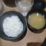 イマカツ - ご飯