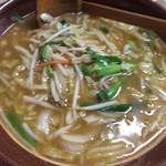 92247059 - 味噌タンメン