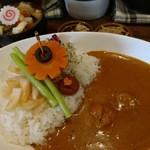 タケウチ - 海カレーと言う名のシーフードカレー。