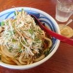 慶 - 香味野菜ぶっかけ