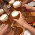 チャイニーズ酒場 エンギ - 当然な食べロガーな乾杯♪