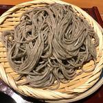 92253871 - 天丼ゴマ蕎麦セット990円