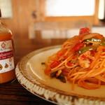オトナイ - 料理写真:ナポリタン