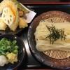 百福 - 料理写真:天ぷらうどん(冷)