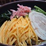 千両うどん - 冷麺(730円)2018年9月