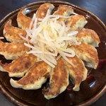 五味八珍 - 浜松餃子 12個 490円+税