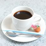 スパイシーガーデン - コーヒー