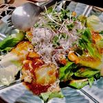 juubeiechigonojizakekakerujukuseibuta - サラダ