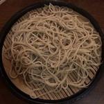 92264779 - もり ¥650 の麺