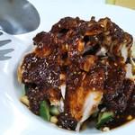 昇福門 - 蒸し鶏
