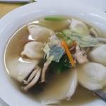 昇福門 - 水餃子??