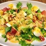 Village Vanguard DINER  - 野菜補充には、「カリフォルニアコブサラダ」を…