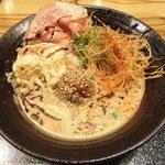 鯛担麺専門店 抱きしめ鯛 - 鯛担麺2辛