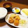 神とり - 料理写真:唐揚げ定食