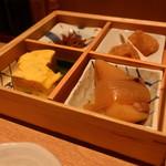 うちの食堂 - 季節の小鉢4種
