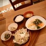 米どころん - 塩炒め