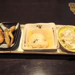 いちばんぼし  - 料理写真:お通し