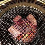 蔓牛焼肉 太田家 神戸たにやま - 赤身とステーキを焼く♪