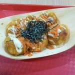 たこ福 - 料理写真:明太子たこ焼き