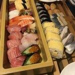 ムチャチャボラーチャ - にぎり寿司と押し寿司