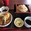 増田屋 - 料理写真:日替りランチ 850円  肉丼