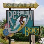 島野菜カフェ Re:Hellow BEACH -