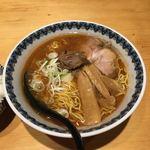 麺ハウス こもれ美 - 旭川ラーメン 正油 600円