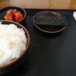 一平ちゃん - 料理写真:クッパくるまで~♪(*≧з≦)