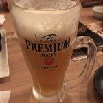 92279731 - 2018.8.22  生ビール