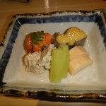 Nuku - 煮物の盛合せ
