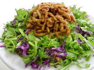 味坊 - 板春雨の冷菜