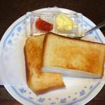 珈琲家族 - トースト