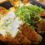 豚屋とん一 - 料理写真:カツ丼