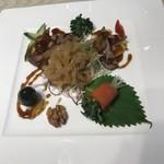 Chainizukyuijinuson - 前菜