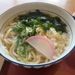 Kyoutokameokashokudou - ●かけうどん162円税込