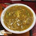 わかば - 料理写真:カレーラーメン  ¥650